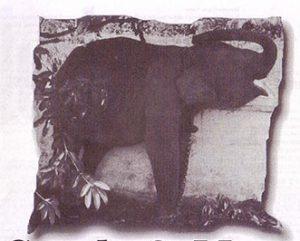 gajah dan manusia