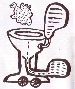 umumnya toilet