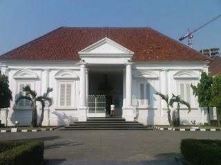 Denah Lokasi : Galeri Nasional
