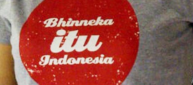 Kaus Bhinneka ITU Indonesia
