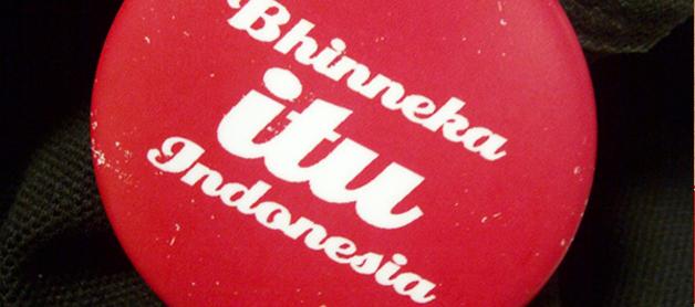 Pin Bhinneka ITU Indonesia