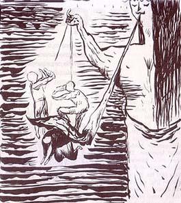 "Bimo Wihatmo…""harus berani rugi untuk tari"""